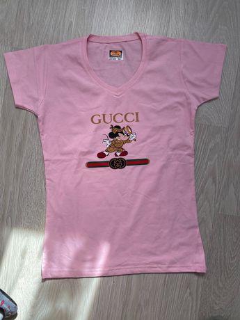 Tricou nou Gucci