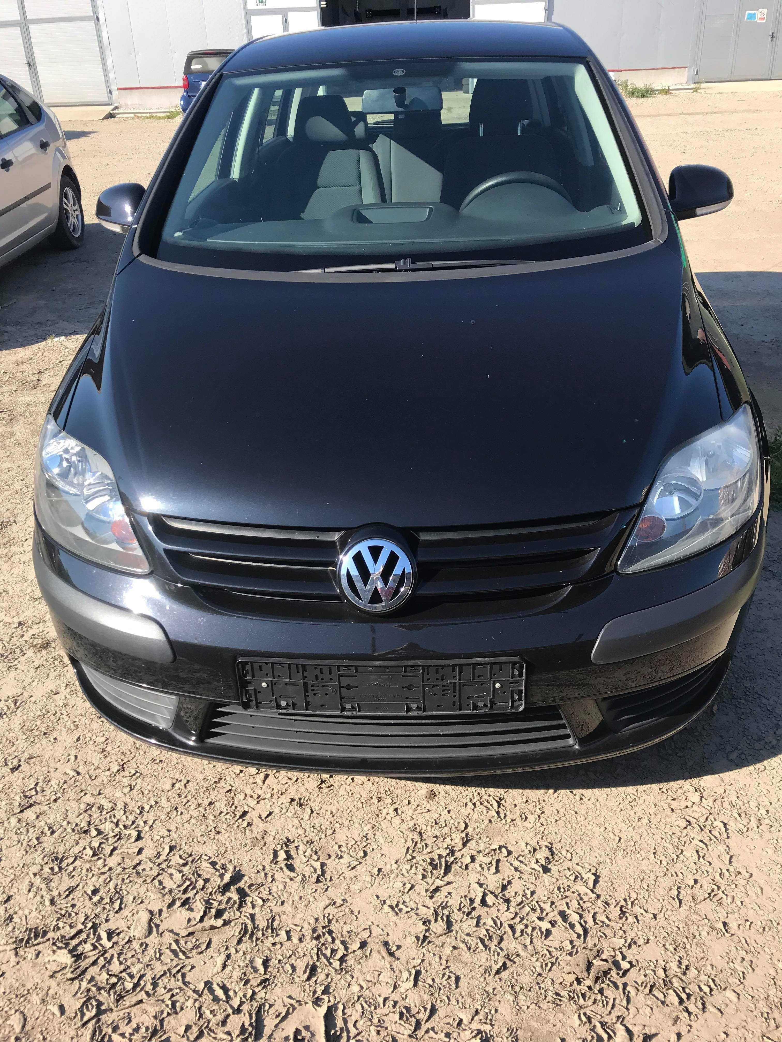 Volkswagen golf PLUS 1.9 2007