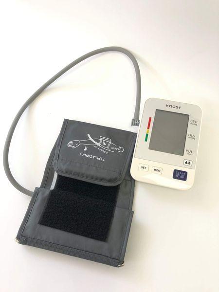 Апарат за кръвно налягане с автоматично измерване, Hylogy, нов, немски гр. Пловдив - image 1