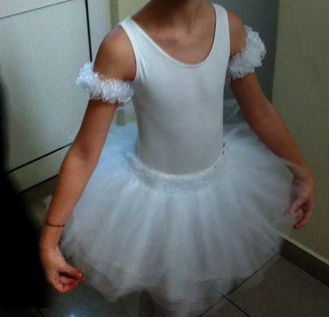 Rochie Balet Fulg de Nea