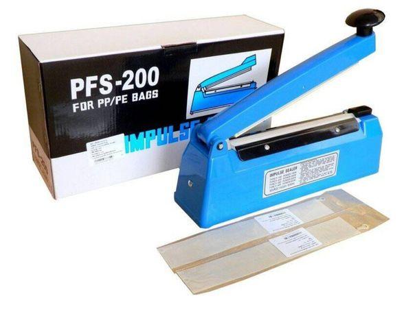 Aparat siligat lipit pungi PFS 200