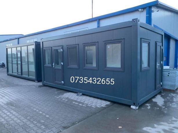 Container birou vestiar containere șantiere vitrina standard
