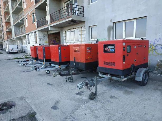 inchiriere generator / inchiriez generator / grup electrogen 20-200 kv