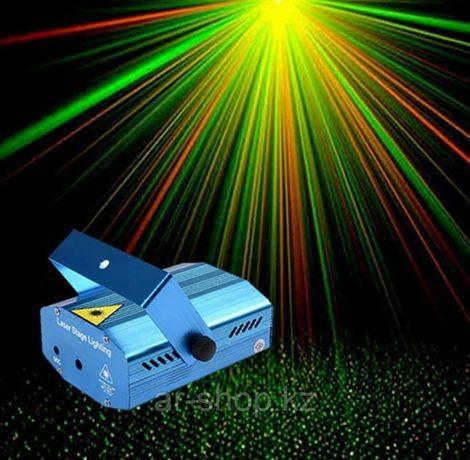 Лазерный мини проектор