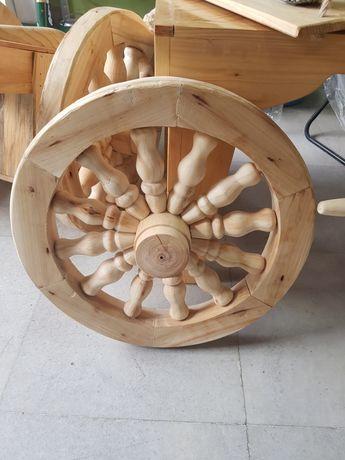 Дървено колело