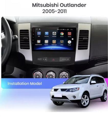 Gps /Navigatie Dedicata Cu Android Mitsubishi Outlander ~ Pret Redus‼️