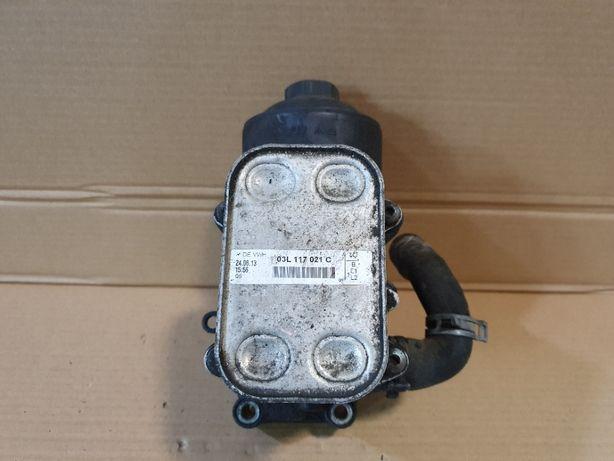 Carcasa filtru ulei 03L115389C Skoda Octavia 2 Combi (1Z5) 1.6 tdi