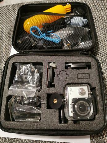 Vând action camera SJ Cam 4000+ 4k, WiFi
