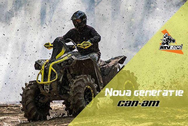 ATV-uri Can-Am 2021