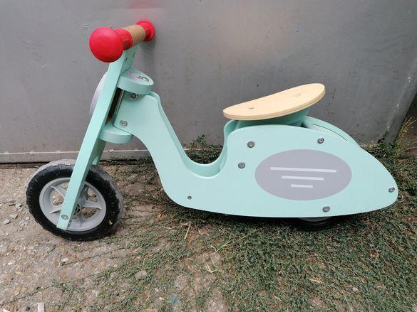 Баланс колело Лидъл