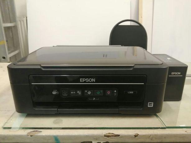 Принтер МФУ  Epson L366