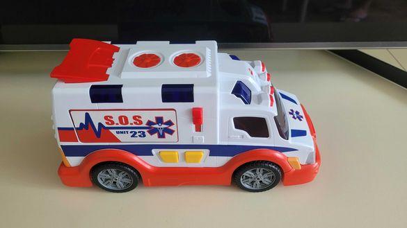 DICKIE Линейка - детска играчка със звук