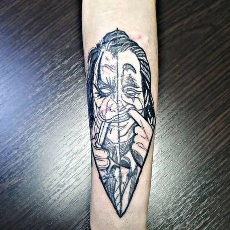 Татуировка недорого