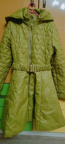 Детская куртка рост 140