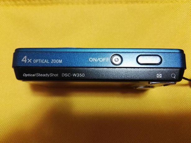Aparat foto Sony Cyber-shot DSC-W350