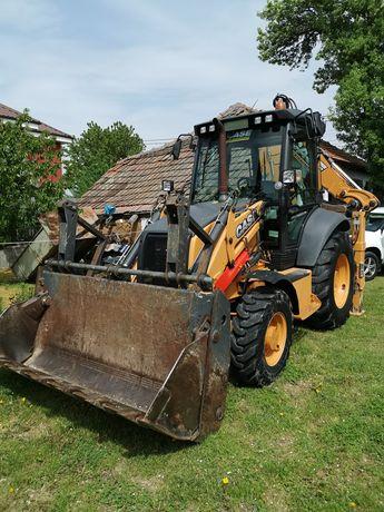 Buldoexcavator CASE 580 ST