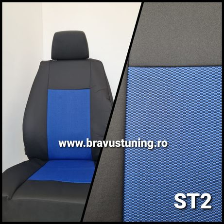 Huse scaun auto individuale SHARAN,TOURAN stofa auto TAPITERIE