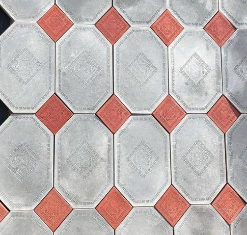 Тратуарня плитка, брусчатка, поребрик