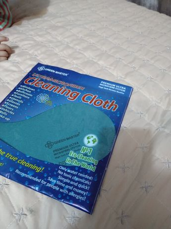 Почистваща кърпа от ултрамикрофибърно влакно
