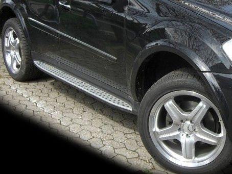 Степенки за Mercedes ML W164 (2005-2011)