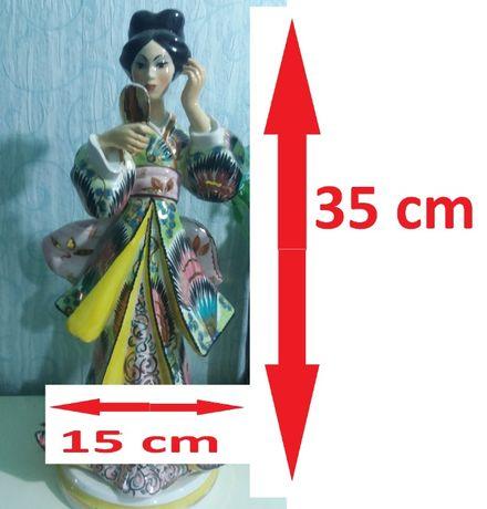 Статуетка статуетки на Японка - италиянски порцелан