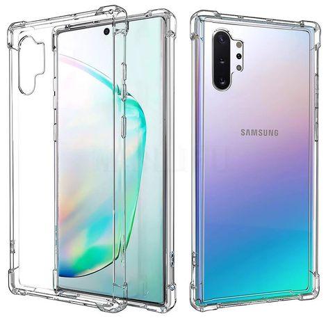 Samsung Note 8 9 10 10 Plus - Husa Ramforsata Silicon Transparenta