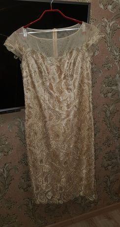 Шикарное вечернее платье. Турция