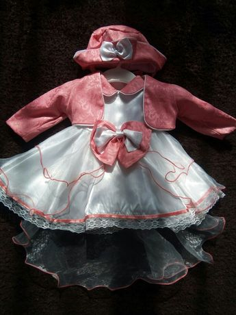 Costumas,rochie 3-6 luni