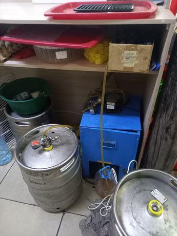 Продам оборудование для разливного пива
