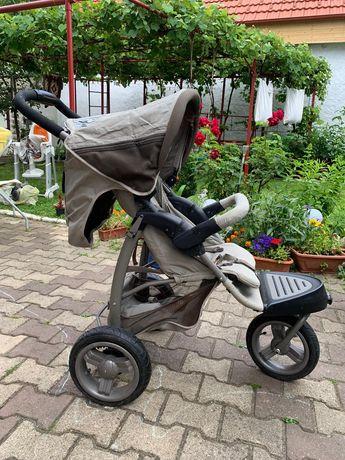 Cărucior și scoica Mothercare Urban Detour