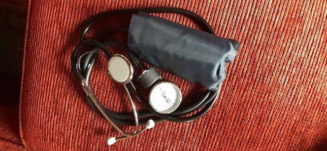 Stetoscop si tensiometru