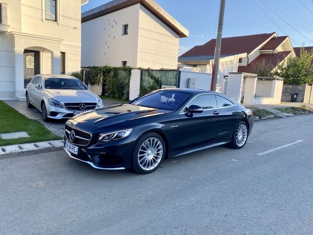 Mercedes-Benz S coupe 4Matic