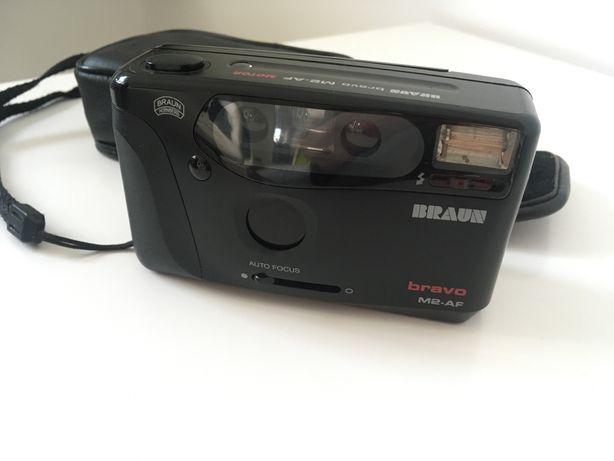 aparat foto cu film clasic Braun