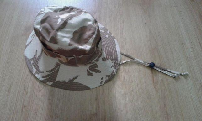 Palarie (Boonie Hat) camuflaj desert - NOUA!