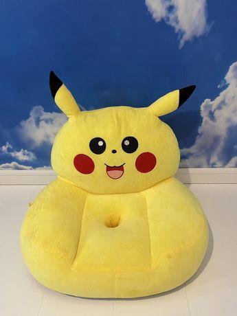 Fotoliu pikachu pentru copii unisex