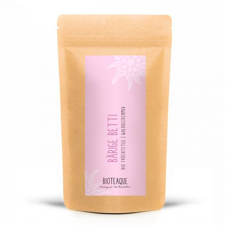 Barige Betti ceai BIO Bioteaque