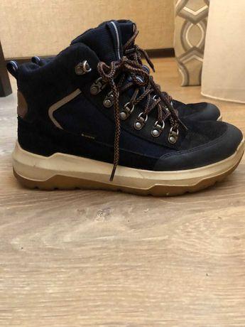 Демисезонные ботинки мальчиковые