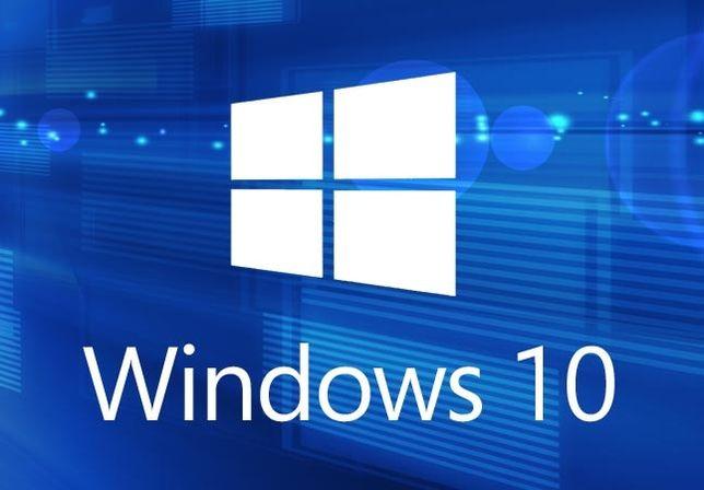 Windows 10 pro система