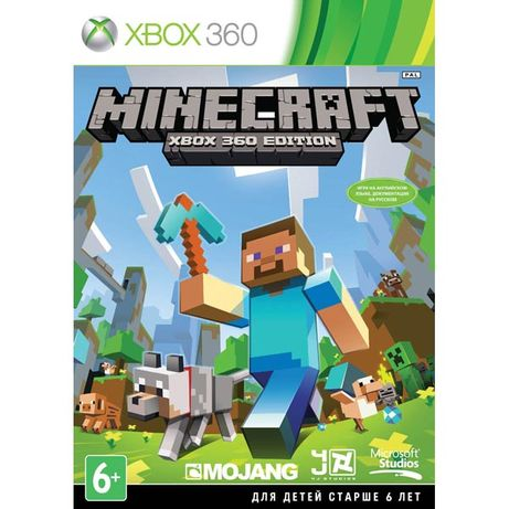 Minecraft xbox 360 и Многое Другое