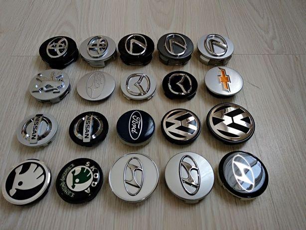 Новые колпачки заглушки для оригинальных колесных дисков