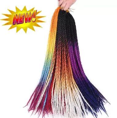 Нов внос!Нови цветове на туистери, канекалони, афро плитки
