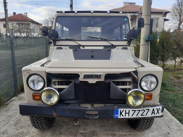 Fiat Campagnola 1107 2.0 benzin 8+1 1984