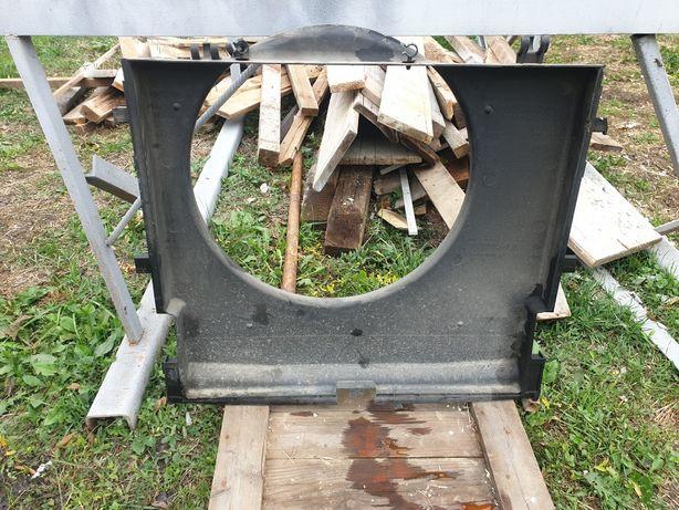 Difuzoar radiator Mercedes Vito/Viano