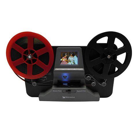 Scanare, conversie film 8 si 16mm. Casete VHS si VHS-C