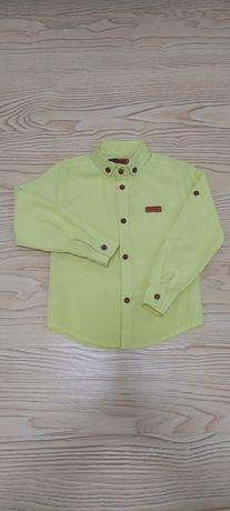 Продам жёлтую рубашку.