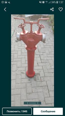 Продам пожарную колонку