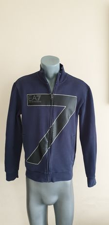 Emporio Armani EA7 Full Zip Mens Size M/L ОРИГИНАЛ! Мъжко Горнище