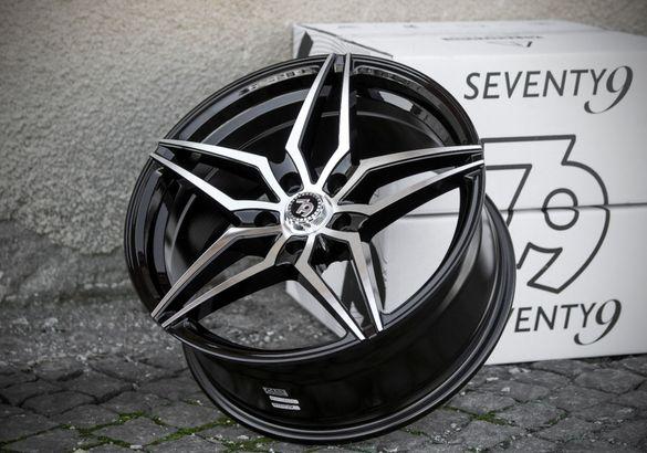 """Джанти 18"""" 5x112 5x120 за БМВ Мерцедес Ауди Vw Djanti za BMW Audi"""