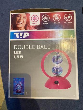 Double ball led