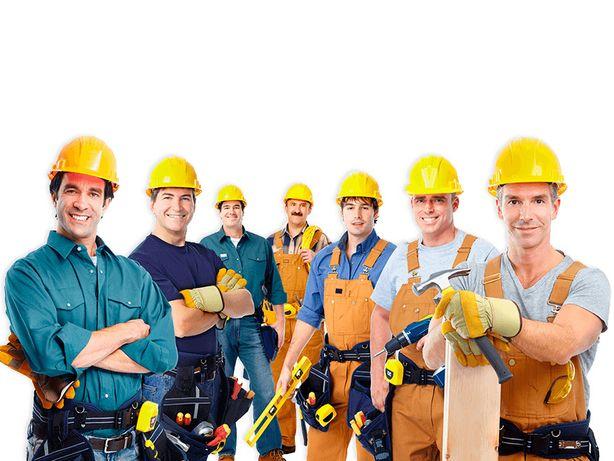 Строительные бригады. Рабочие есть всегда.